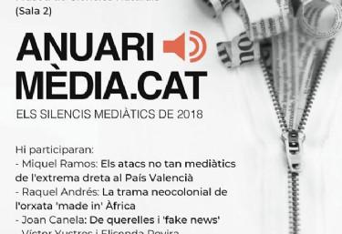 Els Silencis Mediatics de 2018
