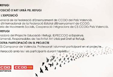 Projecte Educació i Refugi