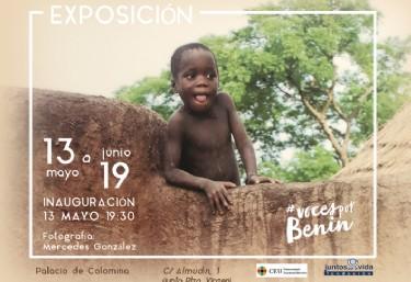 Exposición fotográfica Voces por Benin