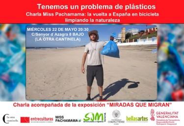 Charla: Tenemos un problema con los plásticos