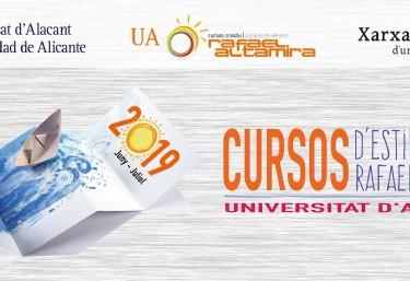 Cursos de verano de la Universidad de Alicante 'Rafael Altamira'