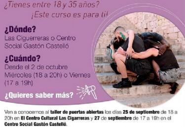 Curso gratuito de teatro social para el desarrollo sostenible en Alicante
