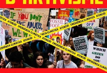 Tallers de Artivisme per a fer les pancartes de la Vaga del 27 de setembre