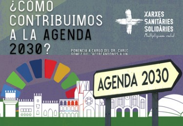 Cómo contribuimos a la Agenda 2030?.  Diálogo y Taller en Alicante con Carlos Gómez Gil.