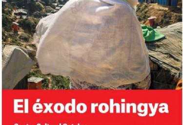 """Exposición """"El Éxodo Rohigya"""" de Anna Surinyach"""