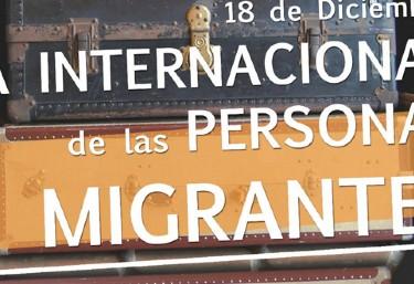 La CVONGD y Pobresa Zero se adhieren a la convocatoria de actos del Día Mundial de la personas migrantes en especial la