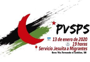 Próxima reunion abierta de la Plataforma Valenciana de Solidaridad con el Pueblo Saharahui (PVSPS)