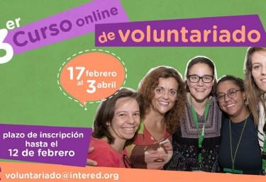 III curso online de voluntariado