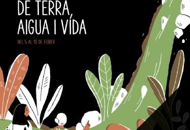 Exposició del comic: UNA HISTORIA DE TERRA, AIGUA i VIDA
