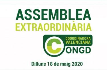 Convocatòria de Assemblea Extraordinària de la CVONGD