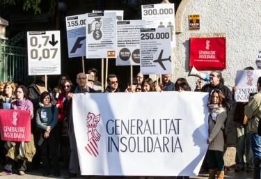 La CVONGD exige la anulación de la modificación de la Ley Valenciana de Cooperación mediante la Ley de Acompañamiento a los presupuestos