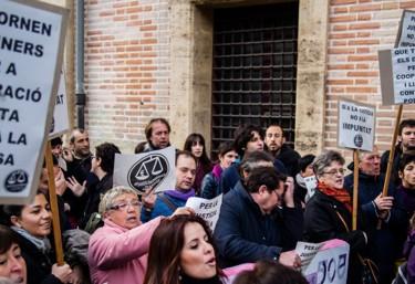 La Coordinadora Valenciana de ONGD pide justicia, dignidad y que se devuelvan los dineros para cooperación al desarrollo
