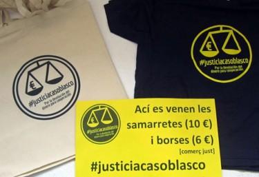 Colabora con la campaña #justiciacasoblasco