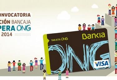 12ª Convocatoria Fundación Bancaja Coopera ONG