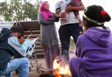 Cientos de niños malviven en centros de inmigrantes en España