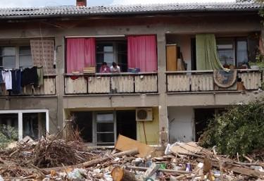 Farmamundi asiste a la población serbia afectada por las inundaciones ante el riesgo de epidemias