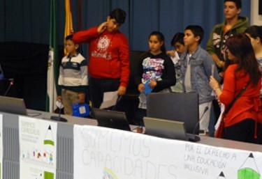 29 ciudades españolas participaron en la Semana de Acción Mundial por la Educación