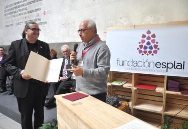 La Fundación Esplai premia la labor de la Coordinadora Valenciana de ONGD en los V Premios a la Ciudadanía Comprometida