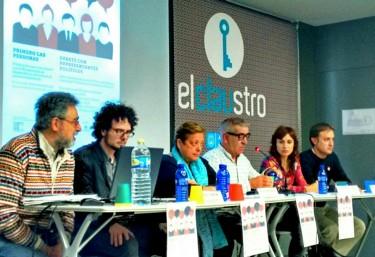 Los partidos políticos se comprometen frente a la Coordinadora Valenciana de ONGD con la política pública de Cooperación al Desarrollo en Alicante