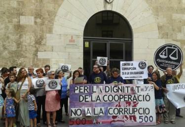 La Coordinadora Valenciana de ONGD satisfecha con el fallo del Supremo sobre el Caso Blasco que condena  el desvío de fondos de cooperación a través de una trama