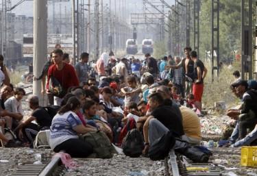 La CVONGD demanda una respuesta urgente y coherente con las personas refugiadas