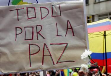 Colombia abre una nueva era al lograr un acuerdo de paz con las FARC tras 52 años de guerra