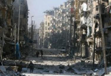 Exigimos la aplicación inmediata del Derecho Humanitario en Alepo