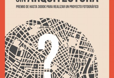 """I Concurso Internacional de Fotografía """"Ciudades Sin Arquitectura"""""""