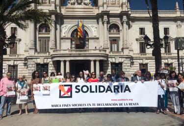 Practica la #RentaTerapia: Marca la XSolidaria en tu Declaración de la Renta