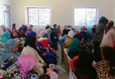 Un camino hacia el cambio. Centro femenino de Hamri en Marruecos.