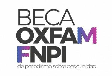 Beca de periodismo Oxfam- FNPI sobre desigualdad de géner