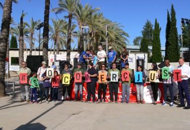 Gracias por hacer posible el Día Mundial de la Cooperación y el Comercio Justo en Castellón
