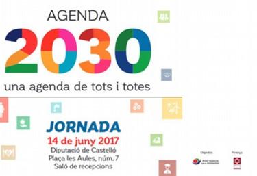 Jornada: Agenda 2030: una agenda de tots i totes
