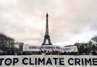 En pie frente a la salida de Trump del acuerdo climático