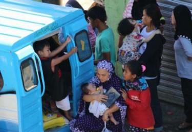 La violencia en Mindanao deja vacia la ciudad de Marawi