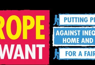Más de 250 organizaciones sociales demuestran que otra Europa es posible y urgente
