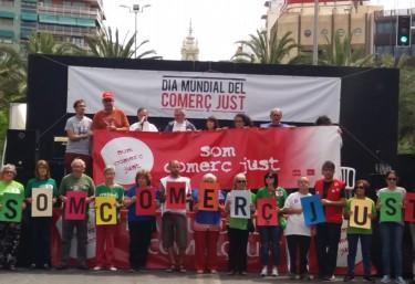 El Ayuntamiento de Alicante aprueba por unanimidad una resolución a favor del Comercio Justo y el Consumo Responsable