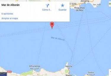 Desaparecidas 49 personas en un naufragio en el Mar de Alborán, según supervivientes