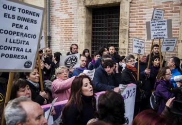 La Coordinadora Valenciana de ONGD solicita 150 años de prisión en la acusación a los 21 investigados de la trama del Caso Blasco
