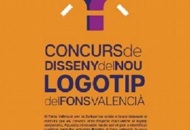 Fons Valencià per la Solidaritat.: Convocatòria del concurs per al disseny del logotip.