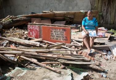 Oxfam ayuda a los más afectados por el huracán Irma: las personas más pobres