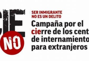 39 internos en el CIE de Zapadores (Valencia) denuncian la vulneración de los derechos humanos en el CIE #CIEsNO