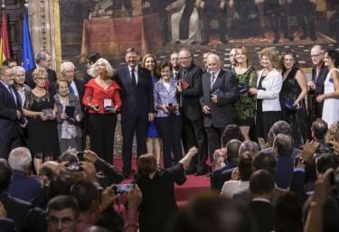 La Coordinadora Valenciana de ONGD rebre la distinció a favor d'accions d'igualtat i per una societat inclusiva de la Generalitat Valenciana