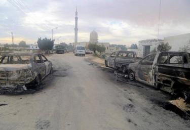 Condenamos el atentado sufrido en Egipto