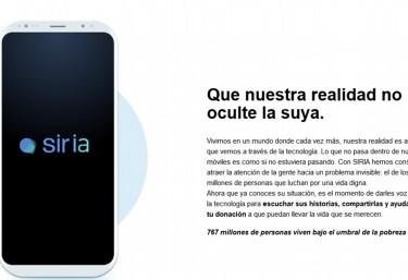 SIRIA, la app con inteligencia emocional