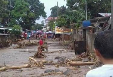Filipinas: 268 000 personas han sido afectadas y podrían haber perdido sus medios de vida