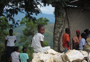 Ocho años después del terremoto de Haití, los daños aún son visibles