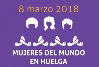 Mujeres del mundo en huelga