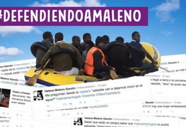 Comunicado de apoyo a Helena Maleno / Celebrar la solidaridad