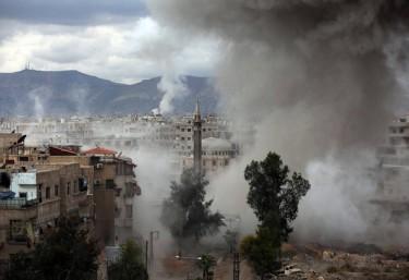 Catástrofe humanitaria de Guta oriental